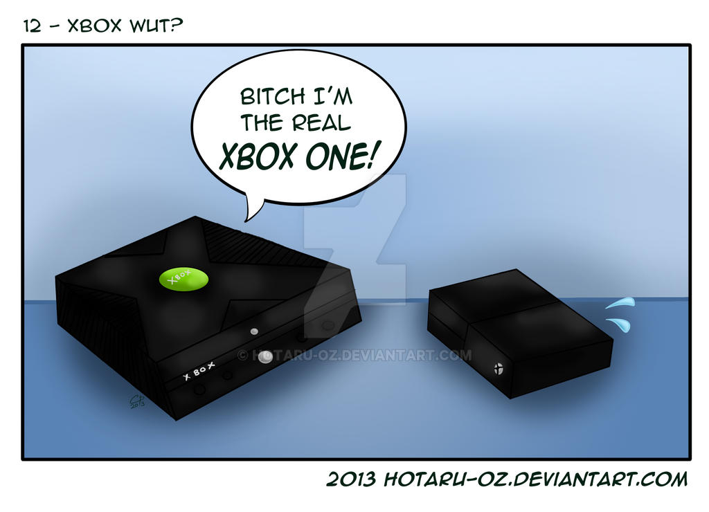 Jinxed 12- Xbox wut? by Hotaru-oz