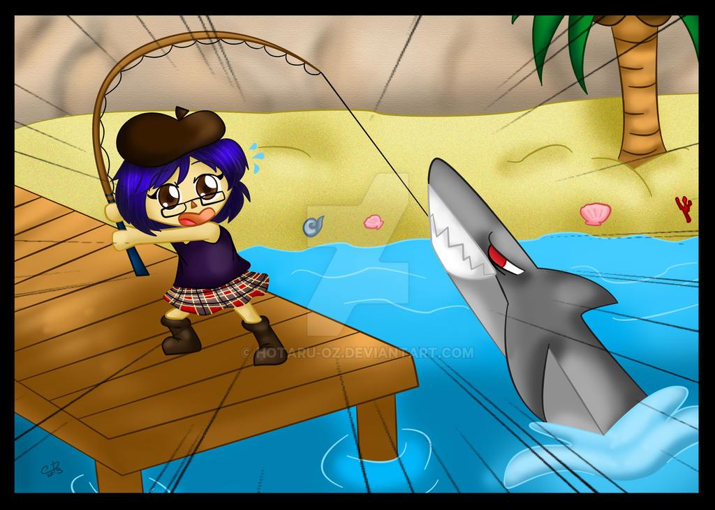 Animal crossing by Hotaru-oz