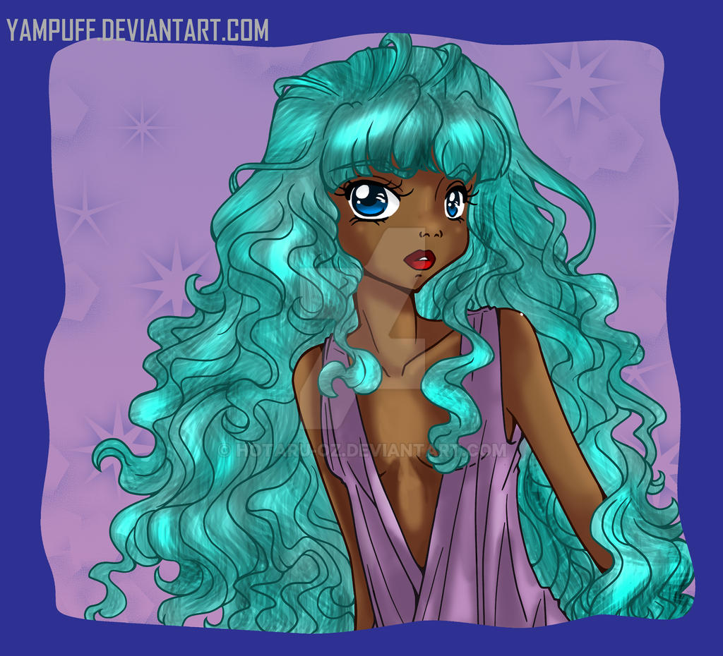 Fairest by Yampuff coloured by Hotaru-oz