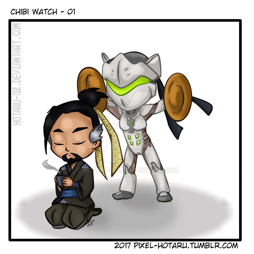 Chibiwatch 01 by Hotaru-oz