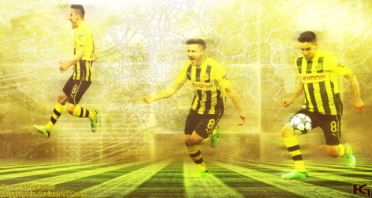 Ilkay Gundogan Wallpaper Ilkay Gundogan.. by Kb...