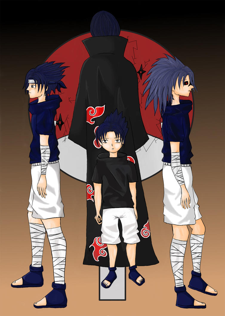 The Only Uchiha... by darlingduck