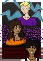 Jason, Piper, Leo by jeychen5
