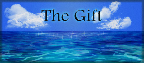 The Gift title card