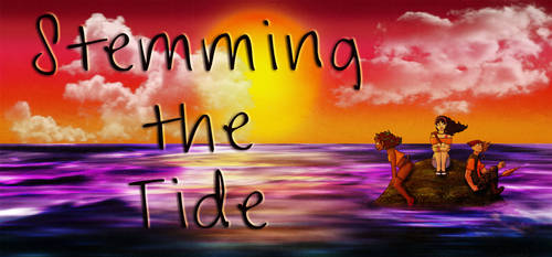 Stemming the Tide title card