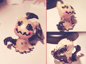 Mimikyu Sculpture by AmiiCommissions