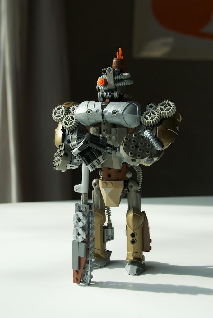 Steam Knight Lego1 by Maroventolo