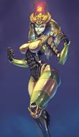 Queen Vexus design commission