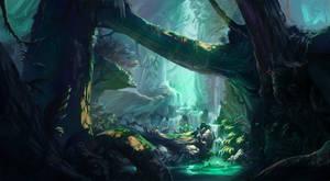 Ancient Forest - Monster Hunter World