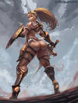 Endgame plate armor
