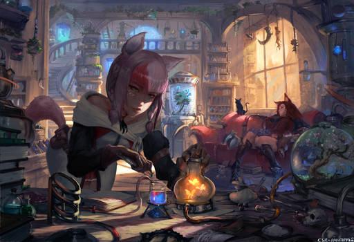#378 alchemy lab