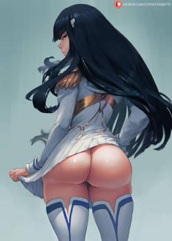 lady satsuki (KLK)