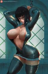 Nico Robin by cutesexyrobutts