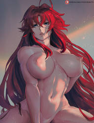 #423 rias [censored] by cutesexyrobutts