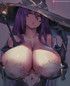 witch - goblin slayer
