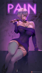 ivy valentine date night by cutesexyrobutts