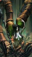 scorpioness najka - dark souls 2