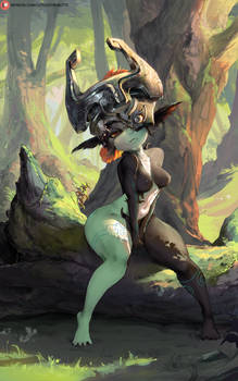 imp midna (legend of zelda: twilight princess)
