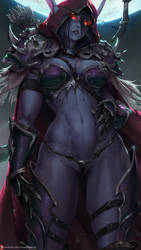 sylvanas windrunner (warcraft)