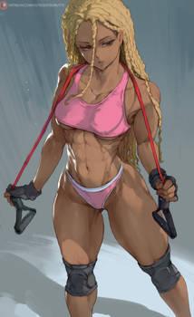 #497 Akila Workout