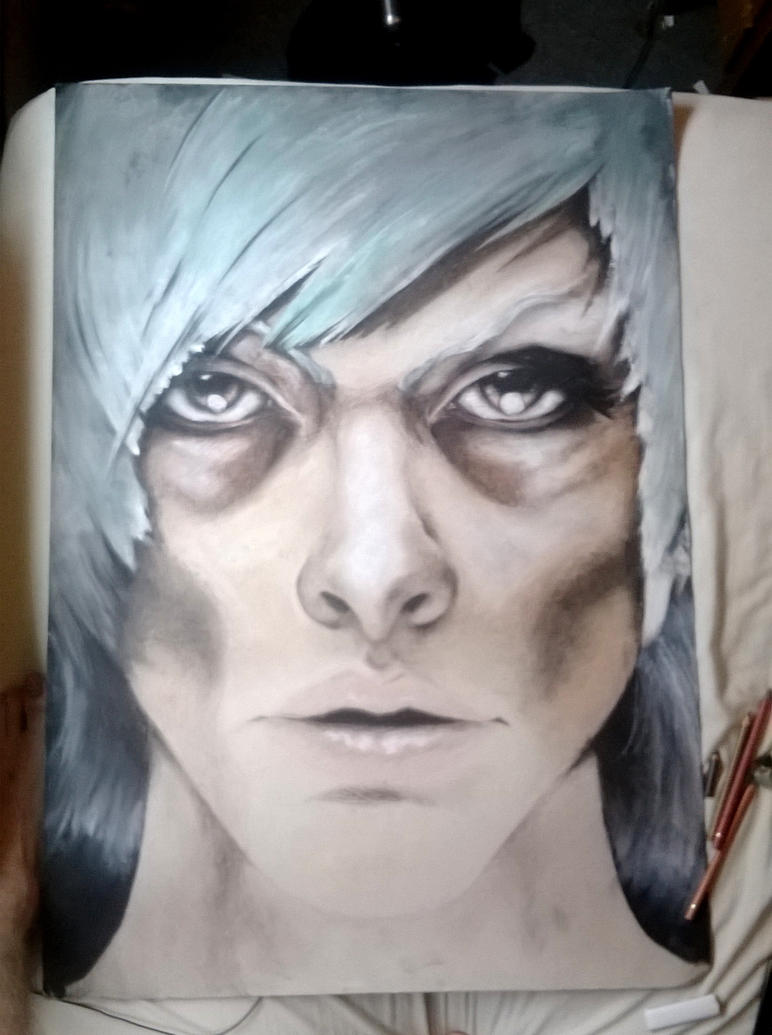 A1 - Getting there - first layers of Riven by SamaelSebastian
