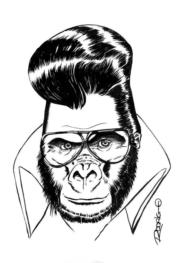 The King... Kong! by RodrigoDiazAravena