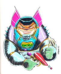 Villain  Spaceman