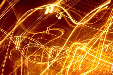fireflies by maryapple