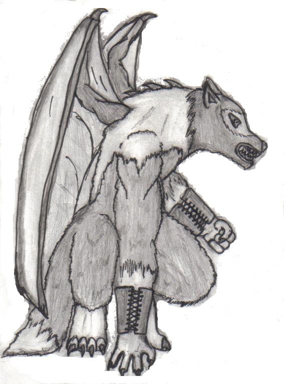 Steam Workshop :: Demon Werewolf Replacer