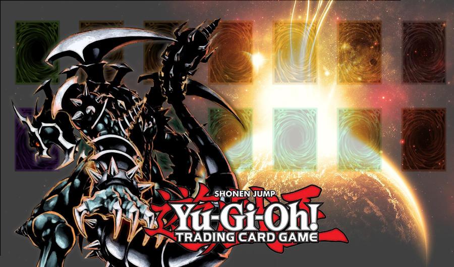 Yu-Gi-Oh! Game Mat - Dark Armed Dragon by DragonTamer256 ...