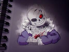 Horrortale [Collab] by elleap