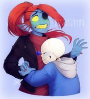 CM: Hug! by elleap