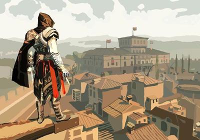 Assassin's Creed by KaiyaoiGamer