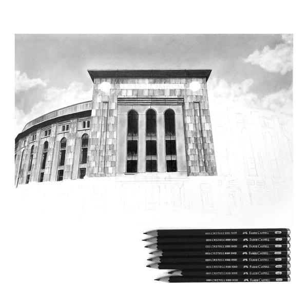 Yankee Stadium WIP 3 by GregDiNapoli