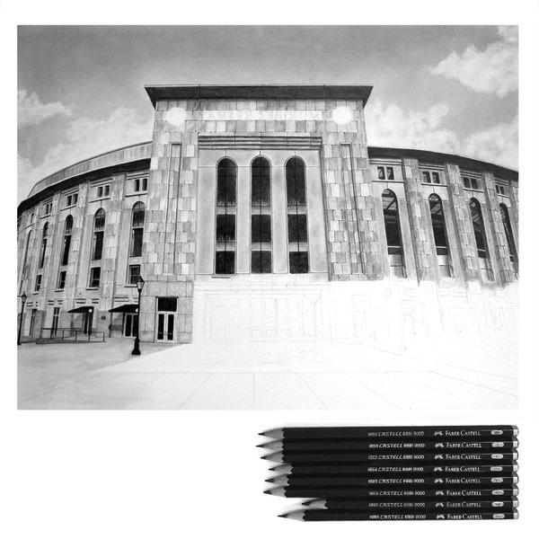 Yankee Stadium WIP 4 by GregDiNapoli