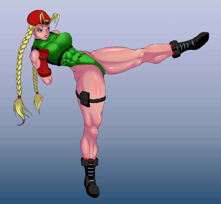 Cammy by sinus05