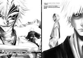 Bleach collab: shinkirou by devilette