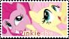 Pinkieshy stamp by tofuudog