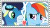 Soarin' dash stamp by tofuudog