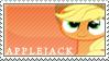 Applejack stamp by tofuudog