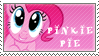 Pinkie Pie stamp by tofuudog