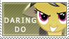 Daring Do stamp by tofuudog