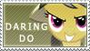 Daring Do stamp by tofuudog