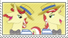 Flim and Flam stamp by tofuudog