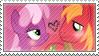 Cheerimac stamp by tofuudog