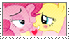 Pinkieshy stamp by tofuudog