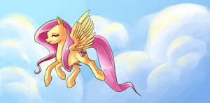 Counterbalance of Fluttershy!