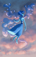 Lapis Lazuli is offended and will be leaving now by Zaphy1415926