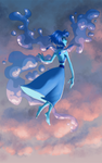 Lapis Lazuli is offended and will be leaving now