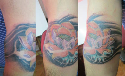 loto tattoo by cannibali